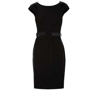Черное платье выкройка фото