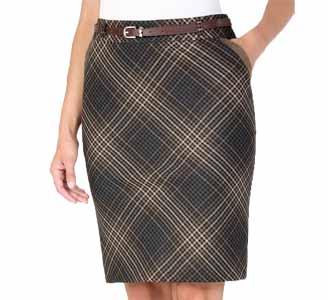 Прямая юбка для начинающих