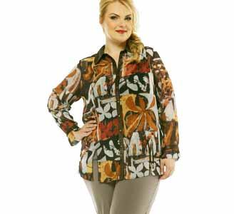 380cbd49144 Выкройки блузок для полных женщин - пошив блузки на полных своими руками